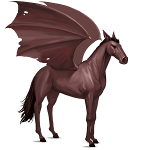 Twirling Snowflake, Unicorn Bat #4425231 - Howrse US