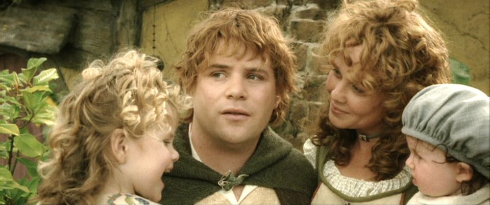 Samwise Gamgee Lord Of The Rings Samwise Gamgee The Hobbit