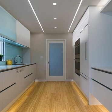 Reveal Cove Pathway Plaster In Led System 24v By Pureedge Lighting