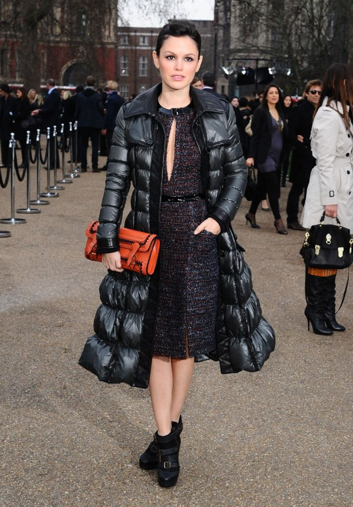 Burberry Prosum Pre-Fall 2011  bubble coat done right for a chic ... d43f8a214190a