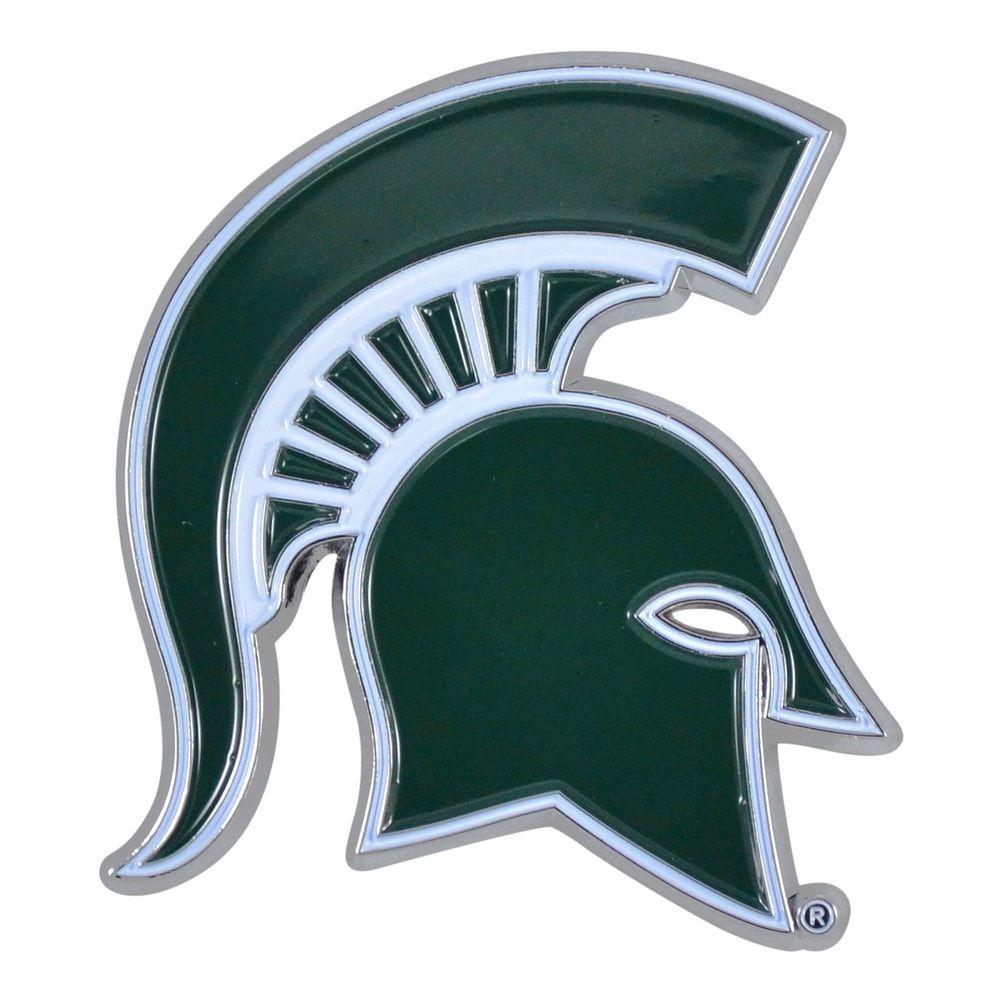 Fan Mats University of Michigan Color Chrome Car Emblem