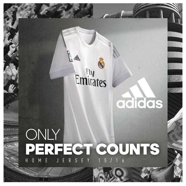 0a9b0f472092e Real Madrid Official Store Mexico  bethedifference