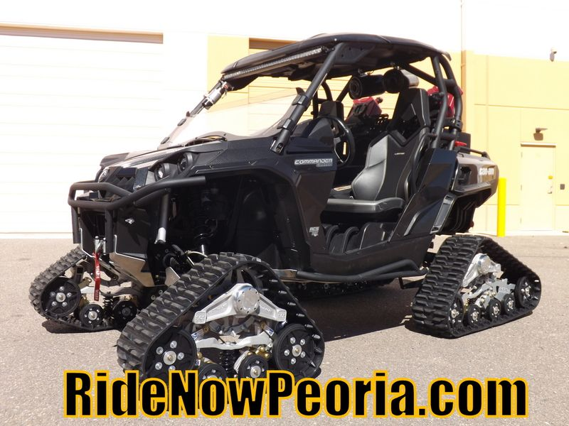 2014 Can Am Commander 1000 Limited Signature Series With Tracks Can Am Commander Can Am Dune Buggy