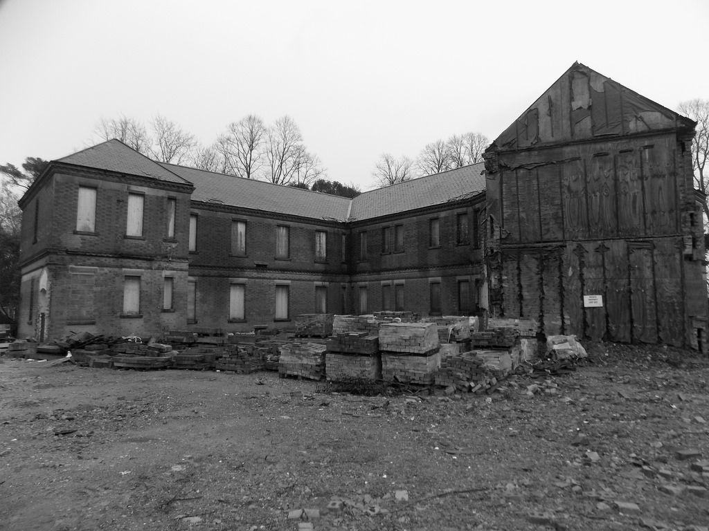 Rauceby Asylum January 2016 Derelict places, Asylum