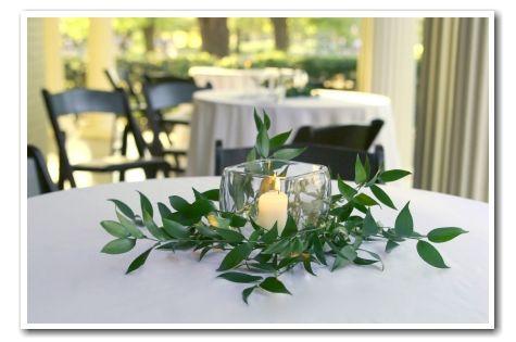 Diy Decor Table Decor Greenery Centerpiece Wedding