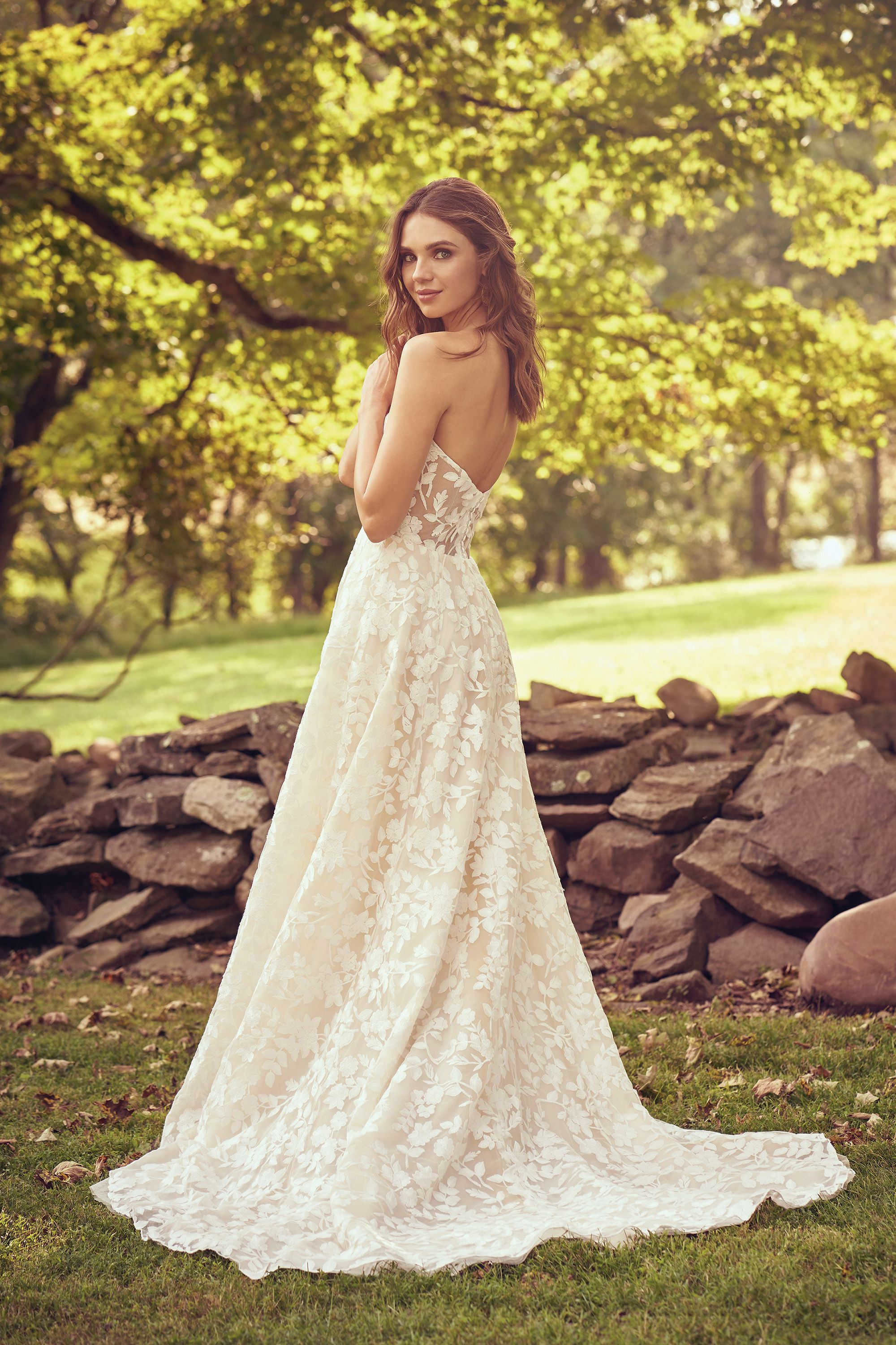 Lillian West Style 66067 Sweetheart Gown With Cotton Lace Illusion Bodice Lillian West Wedding Dress Wedding Dresses Brisbane Wedding Dresses