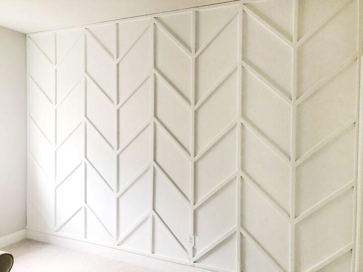 Easy DIY Accent Wall Tutorial
