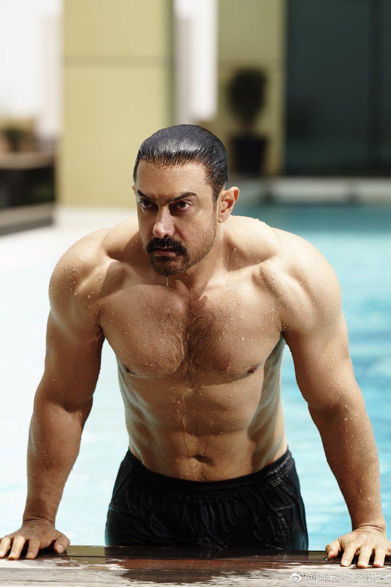 Aamir Khan  Mohammed Aamir Hussain Khan In 2019  Aamir -1173