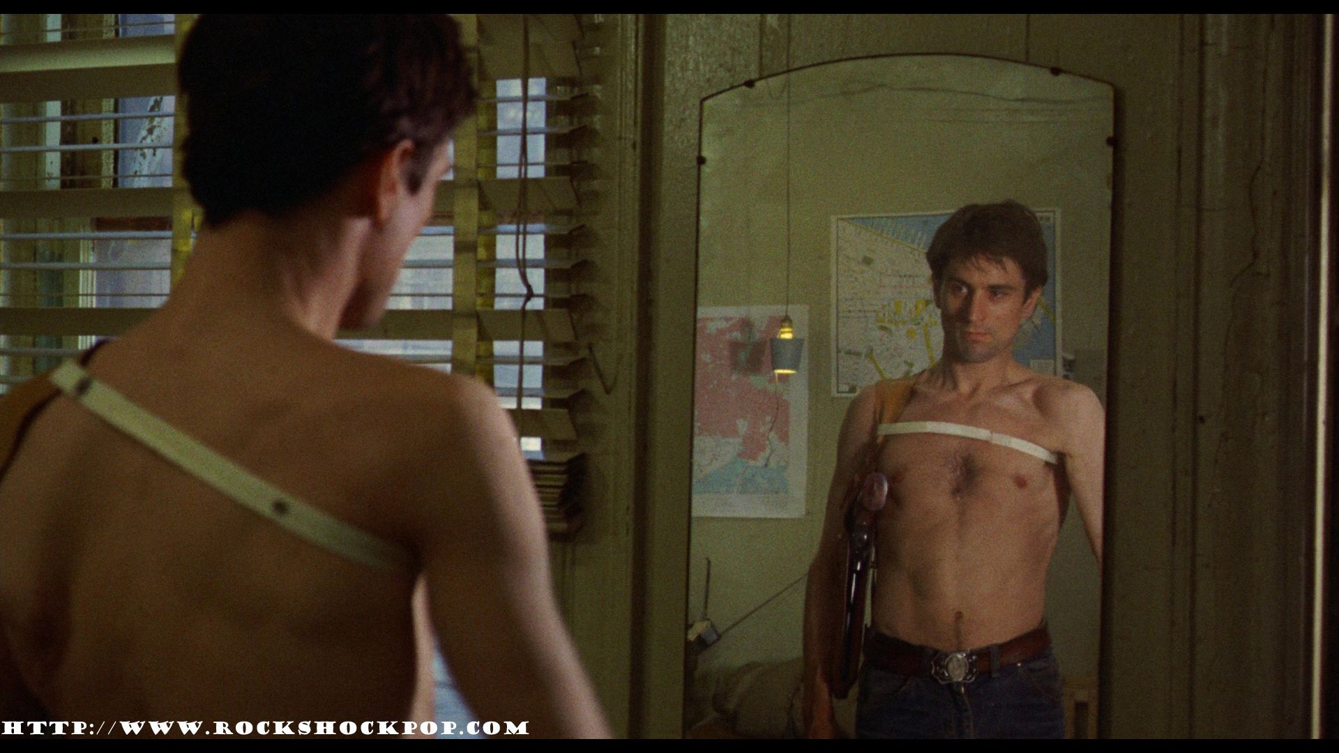 taxi driver mirror scene Google Search
