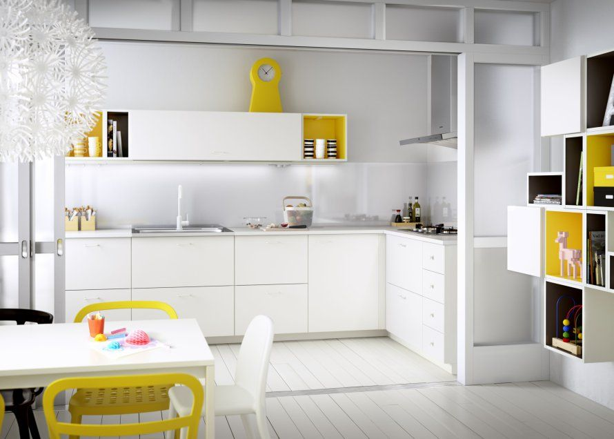 Cuisine Metodveddinge Ikea Home Kuchnia I Wnętrza