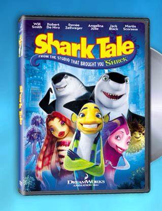 Shark Tale 2005 DVD   Shark tale, Kids' movies, Movie covers