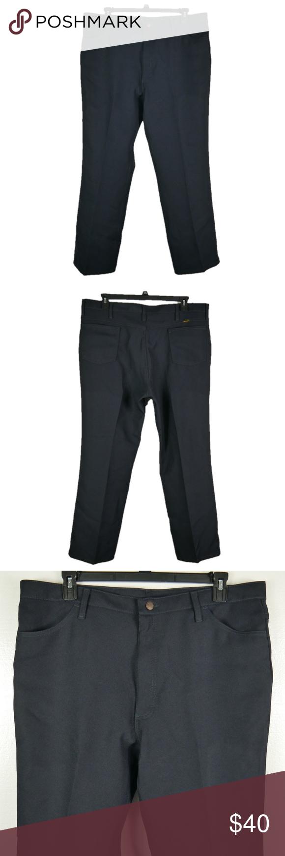 41cb311c Mens Wrangler Wrancher Dress Jeans