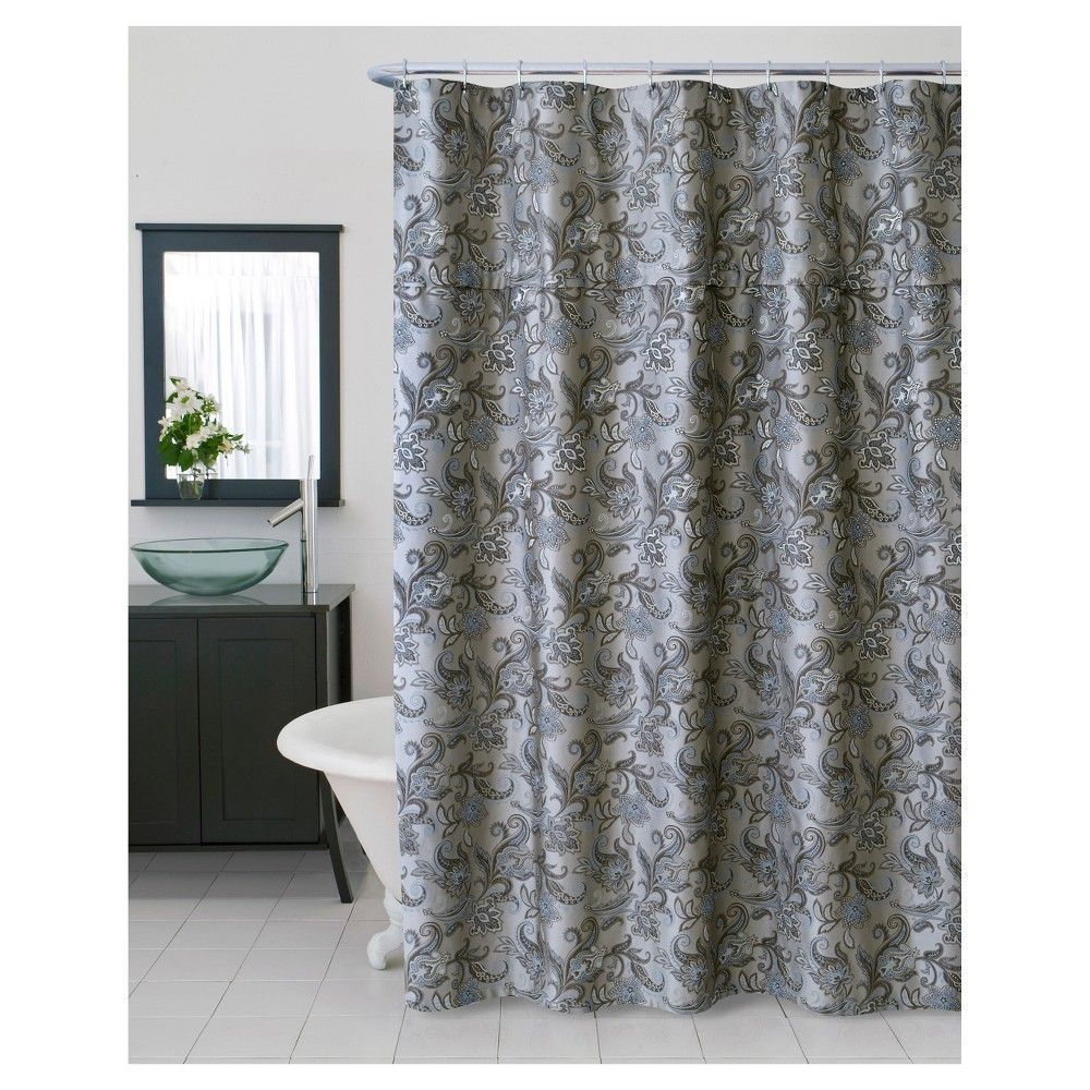 Extra Long Shower Curtain 72 X 96