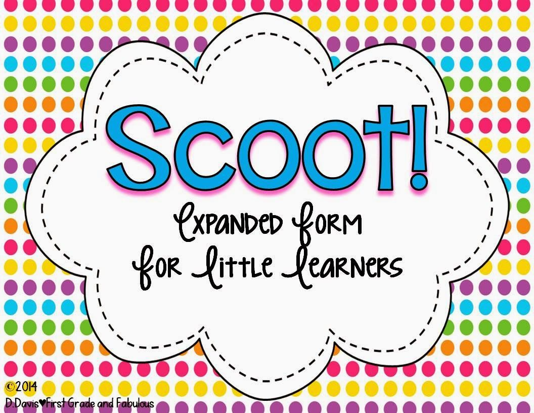Expanded form scoot first grade and fabulous math place value expanded form scoot first grade and fabulous falaconquin