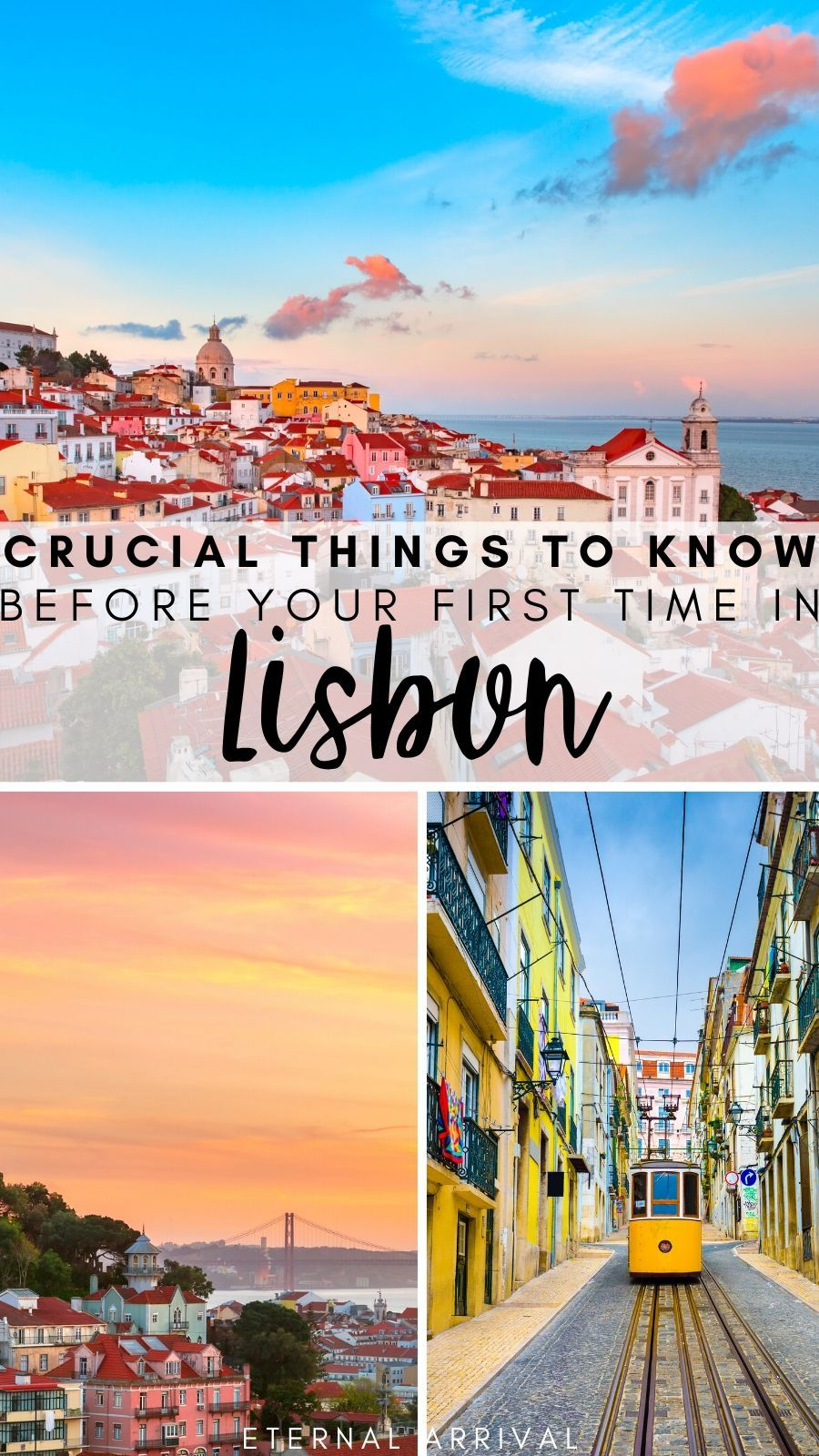 21 Practical Things To Know Before Visiting Lisbon For The First Time Eternal Arrival In 2020 Lisbon Travel Lisbon Travel Guide Europe Trip Itinerary
