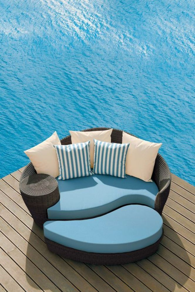 This Ultra Design And Very Comfortable Chaise Longue Will Bring A