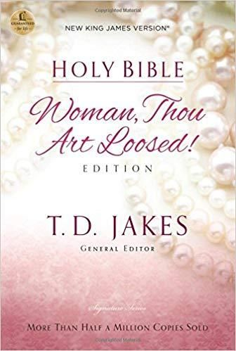 Holy Bible: New King James Version, Woman Thou Art Loosed