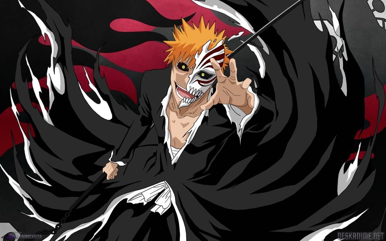 Kurosaki Ichigo Bankai Hollow, | anime | Pinterest