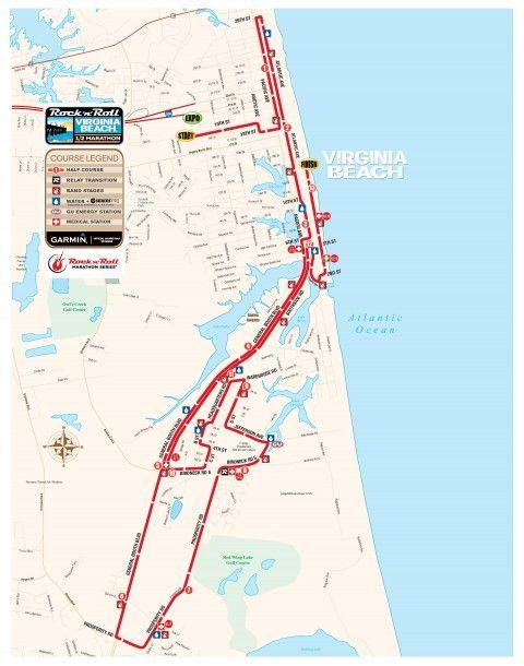 Rock N Roll Virginia Beach Half Marathon Love The Ocean View Rocknrollmarathon Virginiabeach