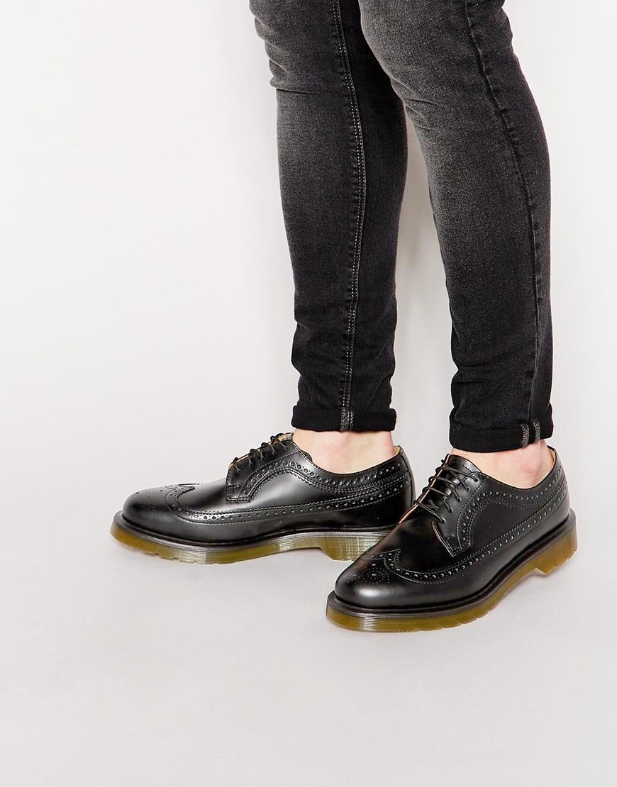 AliExpress näyttää hyvältä kengät myynti paras myynti Dr Martens 3989 Wingtip Brogues | Shoes, Loafers men, Brogues