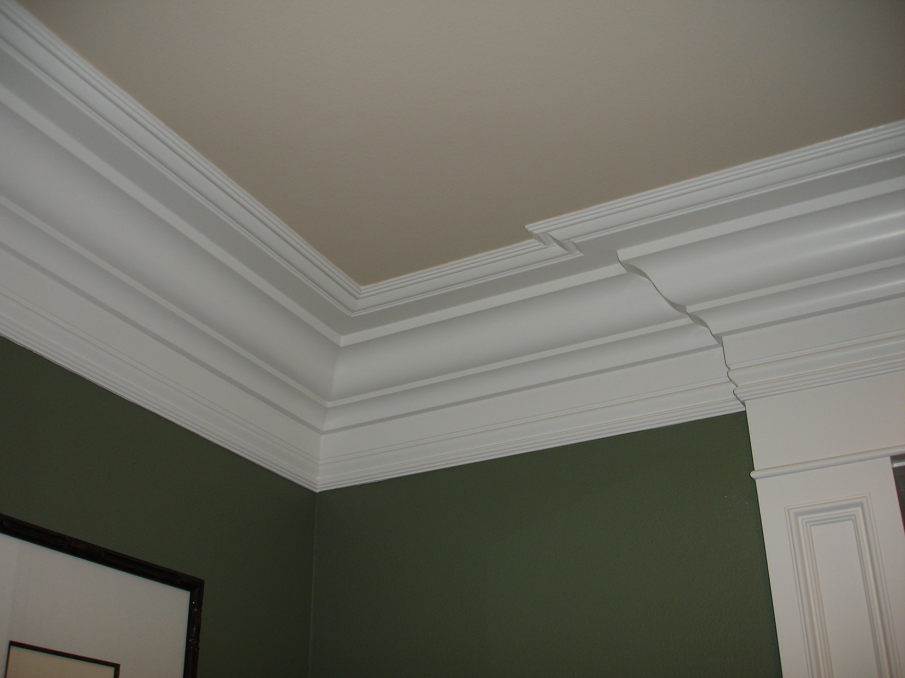 Crown Molding Crown Molding Appleton Renovations House - Crown molding for bathroom