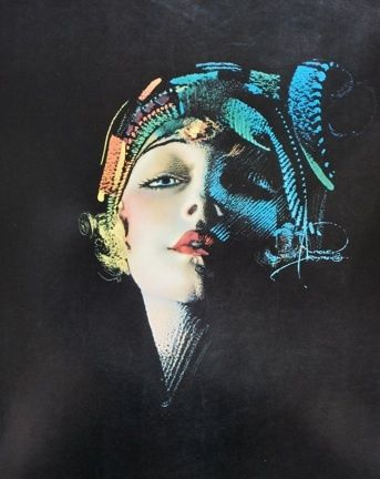 Rolf Armstrong ~ DREAM GIRL..have this..love it