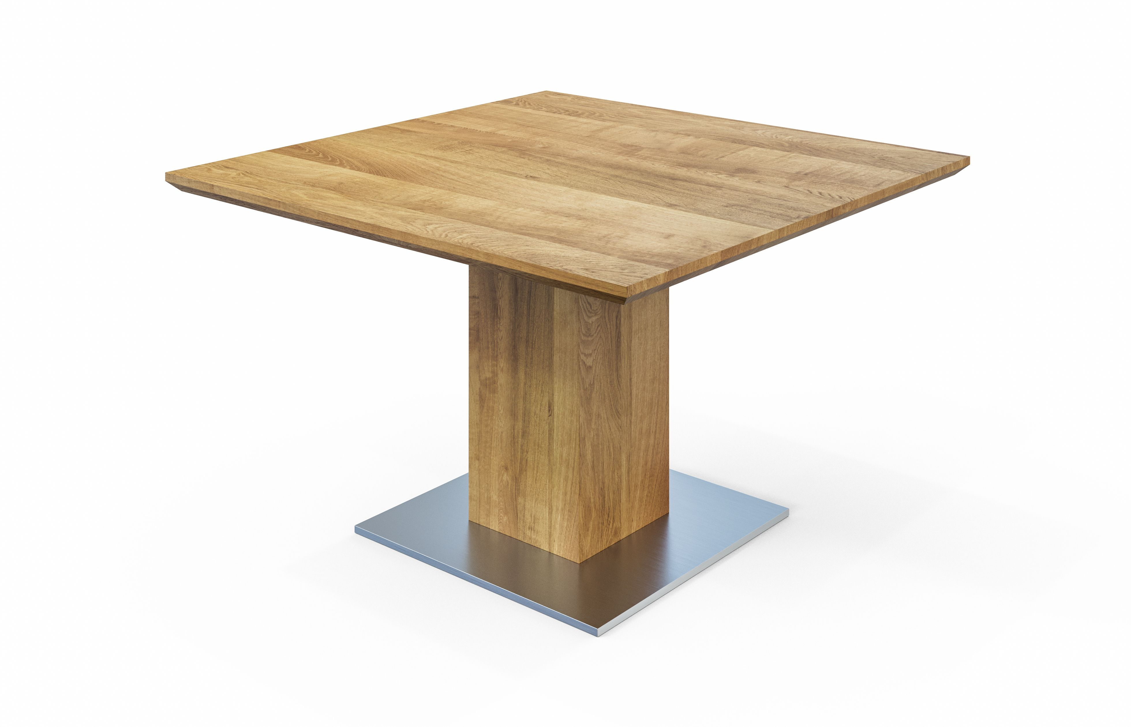 Quadratischer Esszimmertisch Oikos In Rustikaler Optik Eichenholz Comnata Esstisch Esstischquadratisch Esstisch Quadratisch Esstisch Quadratische Tische