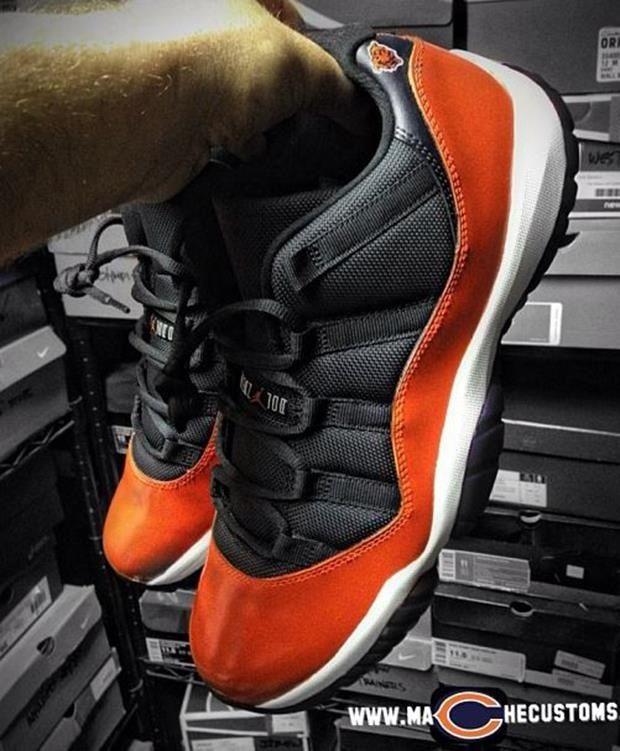 Air Jordan 11 Low Custom