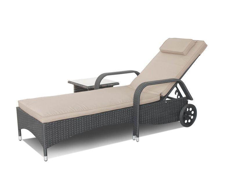 outdoor furniture by outer eden - the frankfurt sunbed | Sunbeds ...