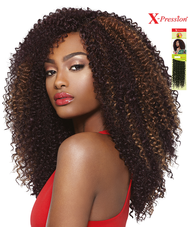 m ches pour crochet braids kinky curl 4 in 1 loop outr. Black Bedroom Furniture Sets. Home Design Ideas