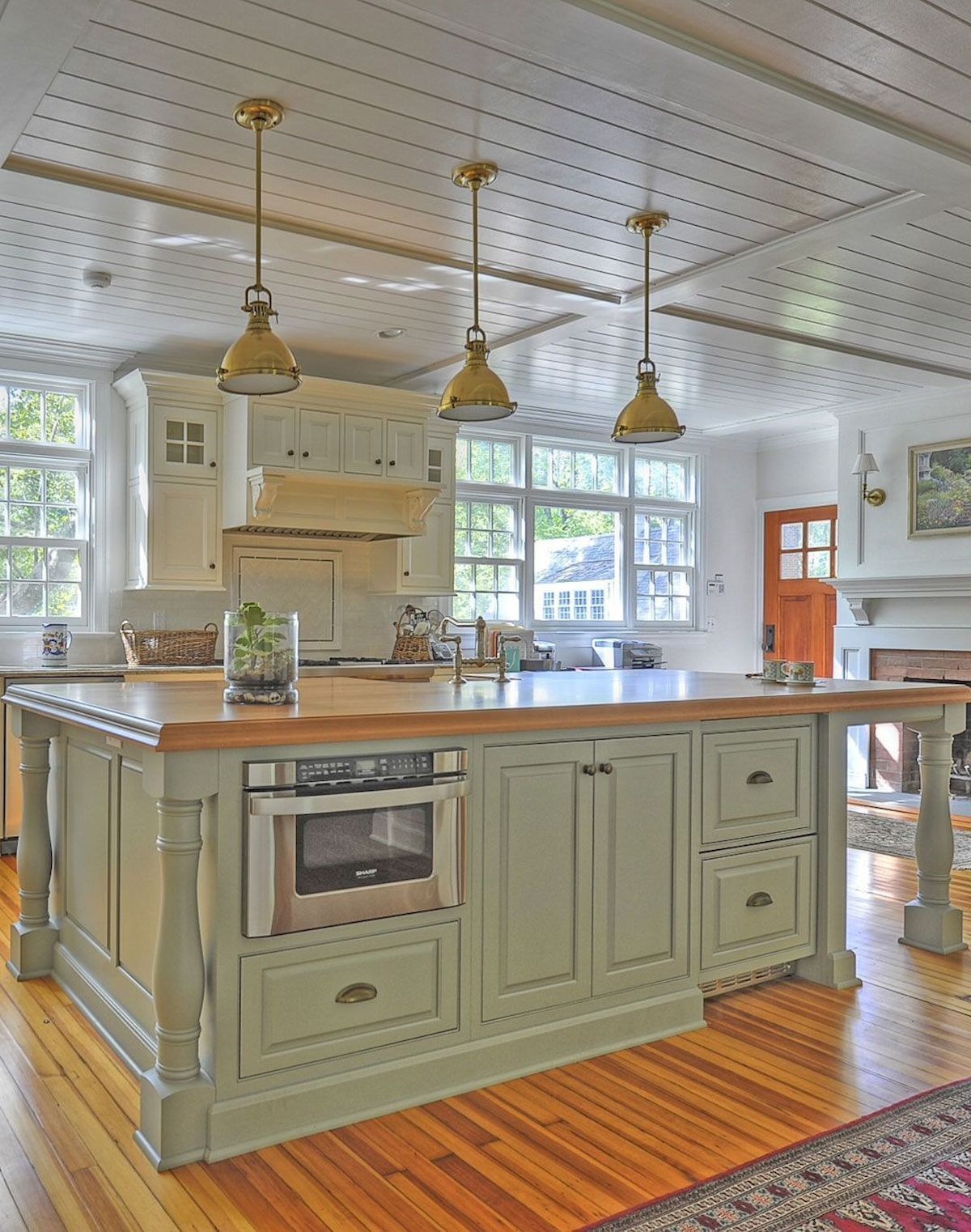 Awesome Sage Greens kitchen Cabinets (20   Green kitchen ...
