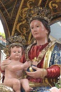 Madonna del Bosco BUSCEMI Sicilia