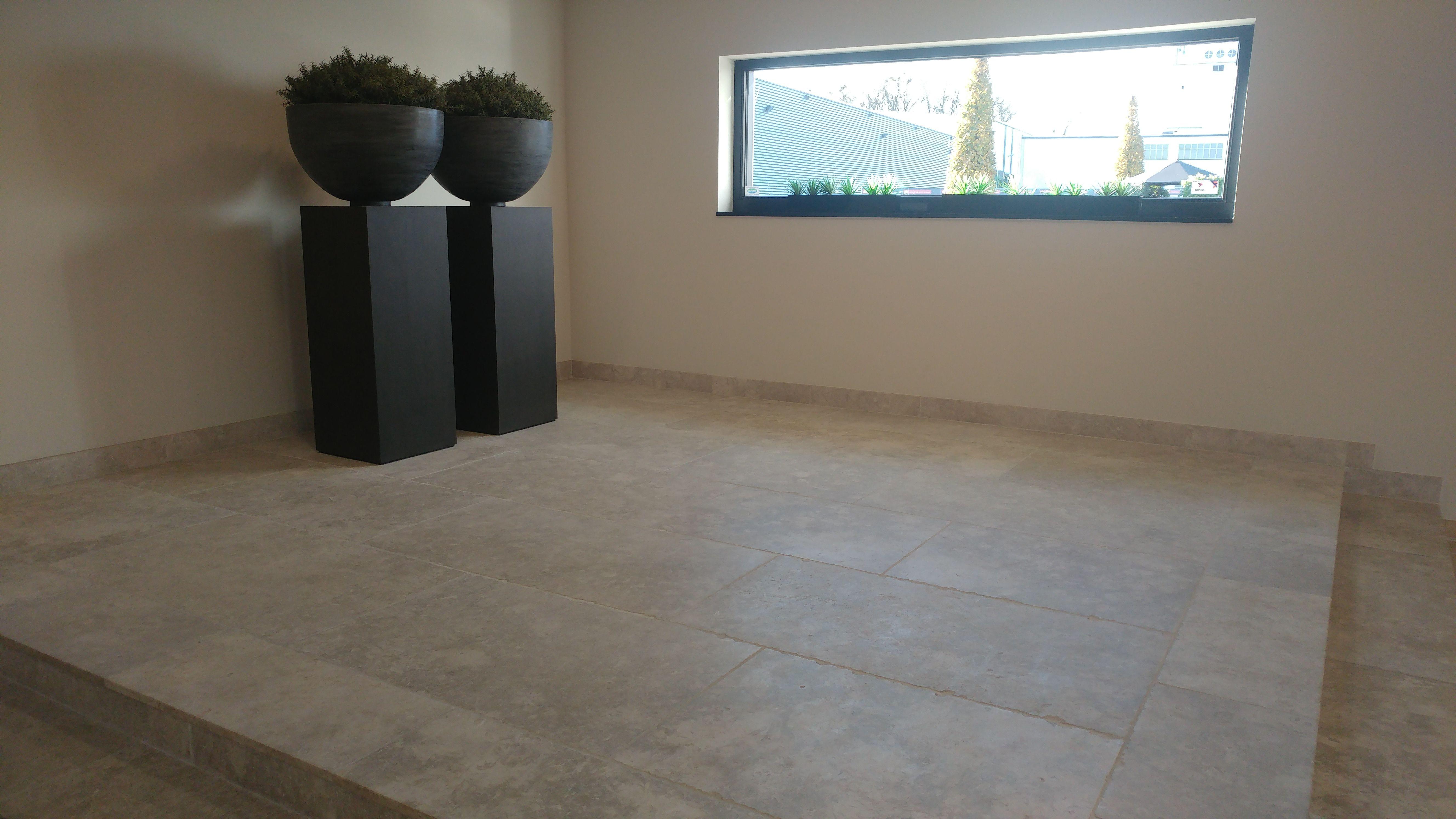 keuken tegels natuursteen : Mooie Natuursteen Zilver Travertin Natuursteen Vloertegel