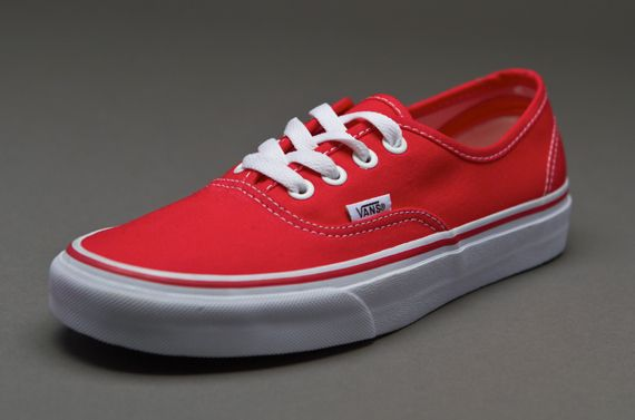 5e5103cb6bf4 Vans Authentic - Unisex Select Footwear - Hibiscus-True White