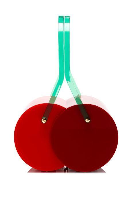 Charlotte Olympia Cherry Purse Now Available on Moda Operandi