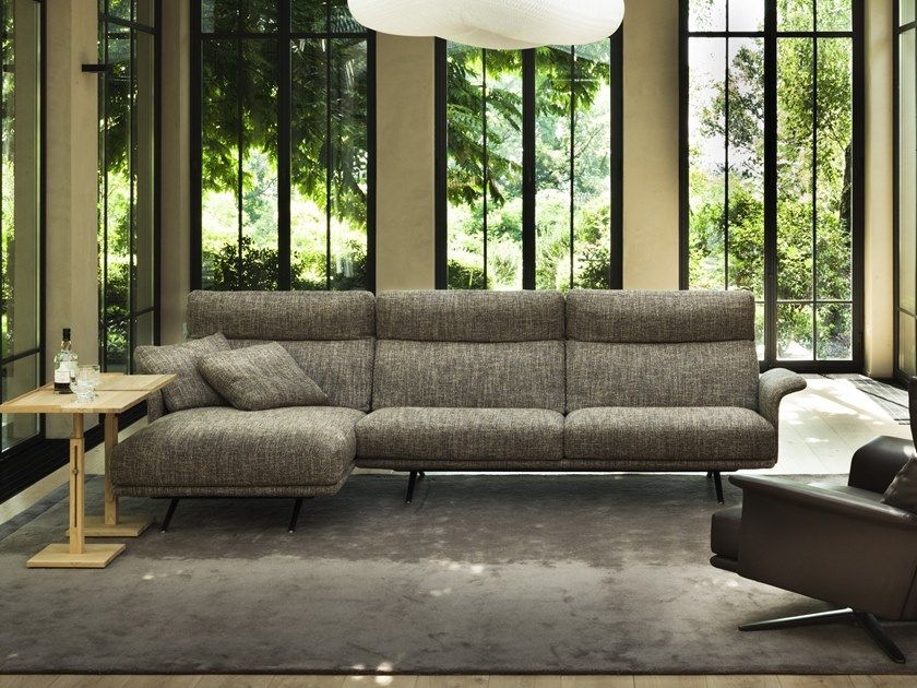 Download The Catalogue And Request Prices Of Nilson High Back Sofa By Verzelloni 3 Seater High Back Sofa Design Lievore Altherr Nils Sofa Sofa Design Sofas