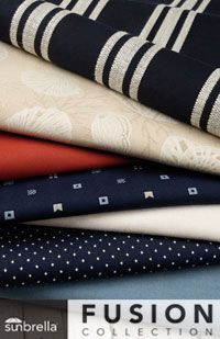 Traditional Nautical colors are navy, white, red, cream. Change out the red one season for a pop of pink and see what happens to your design.  Or try a lime green or yellow.  Everything goes with navy...just give it a try