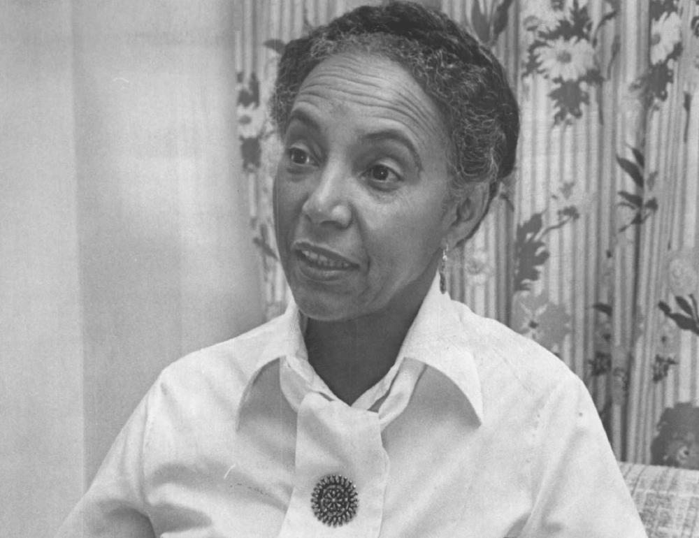Margaret Lawrence, 105, Dies; Pioneering Black Female