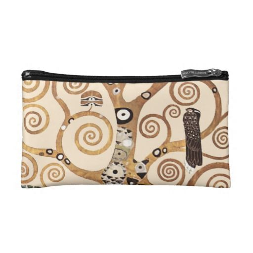 ICON Leather Gustav Klimt Womand and Child Large Shopper