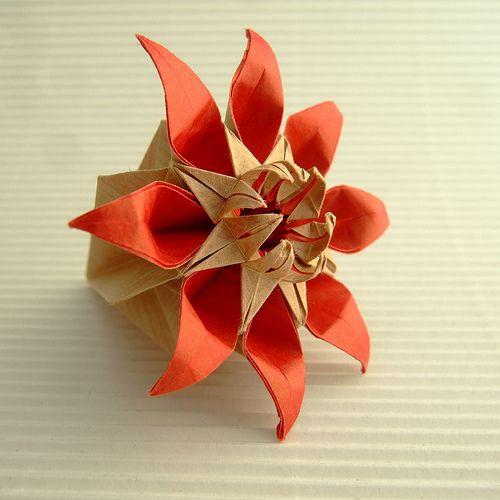 Kalami origami pinterest - Papierkugeln basteln ...