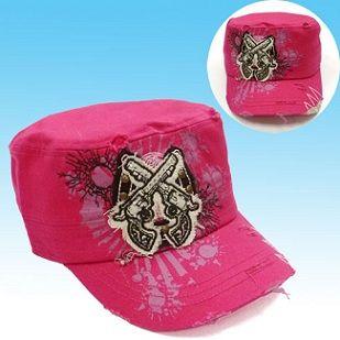 Hot Pink Original Vintage Cap: Sierra Western Wear