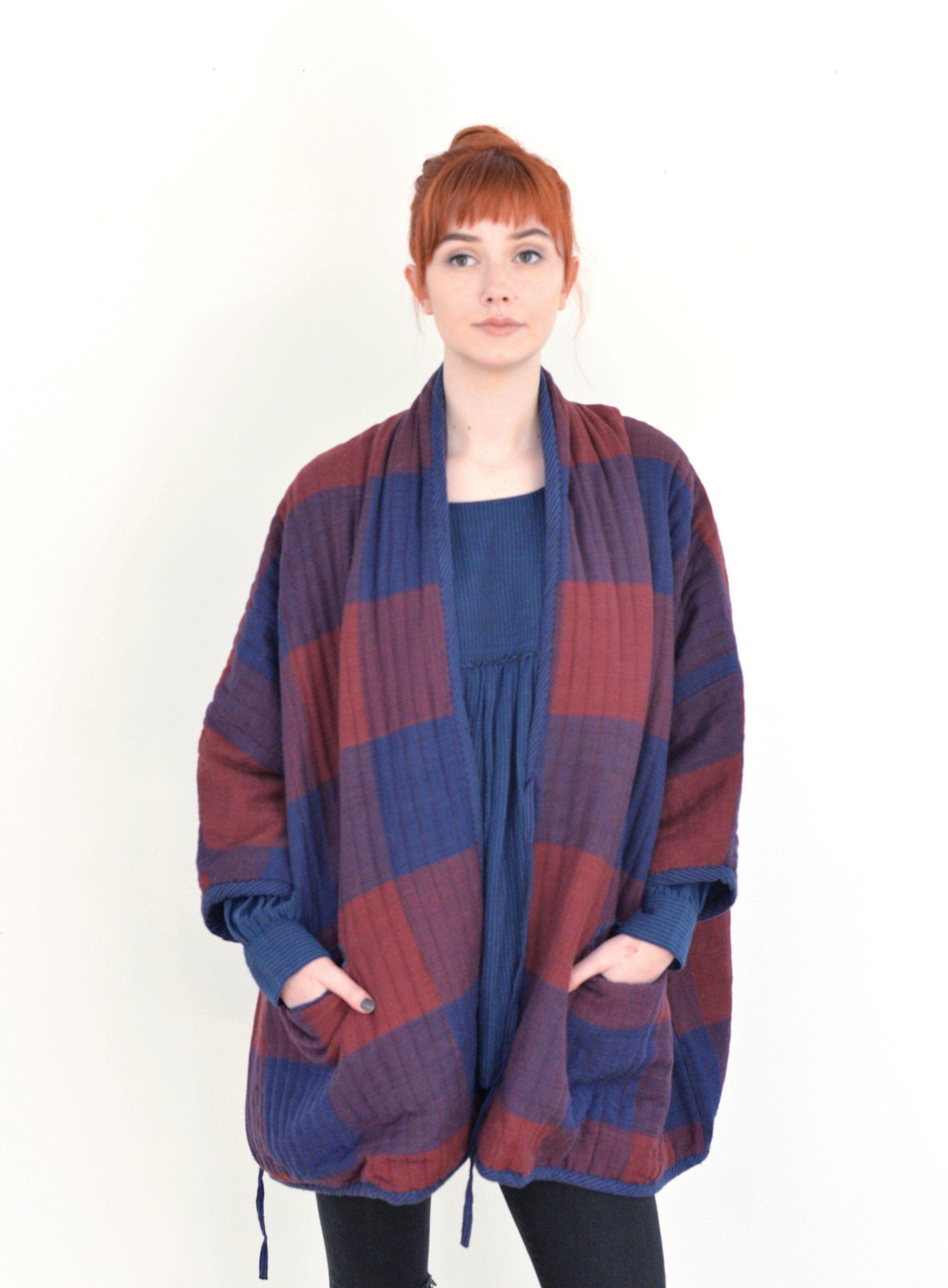 Maroc quilted kimono jacket | Kimono jacket and Products : quilted kimono jacket - Adamdwight.com