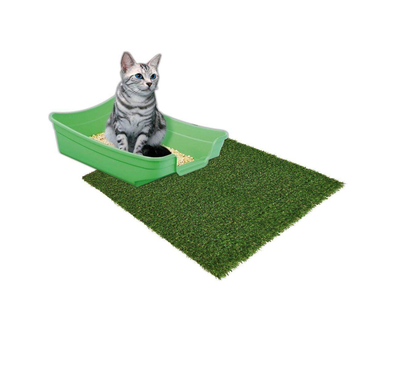 Cat Litter Mat by AmeriDecor XL 24in x 31in Size