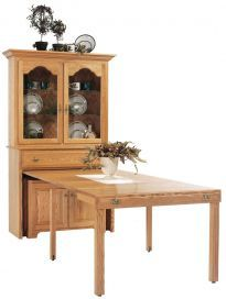 Antique Dining Buffet Pull Out Table Google Search Expandable
