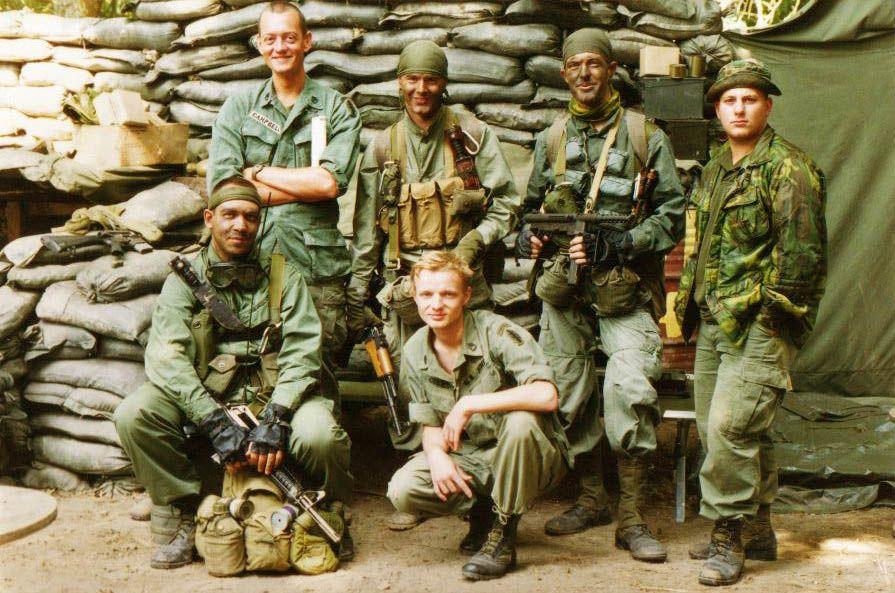 Soldier on NEST-SPECIALFORCE - DeviantArt