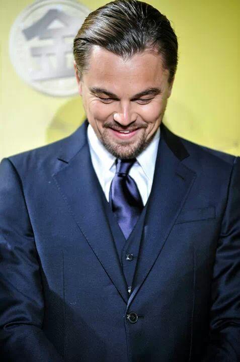 <3 Damn my Leo be lookin fine;* #leonardodicaprio