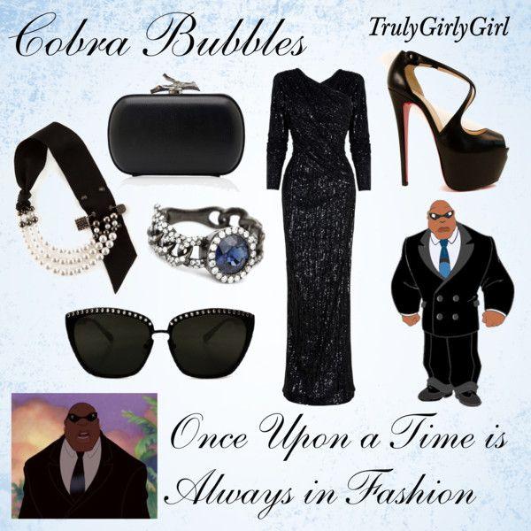 """Disney Style: Cobra Bubbles"" by trulygirlygirl on Polyvore"