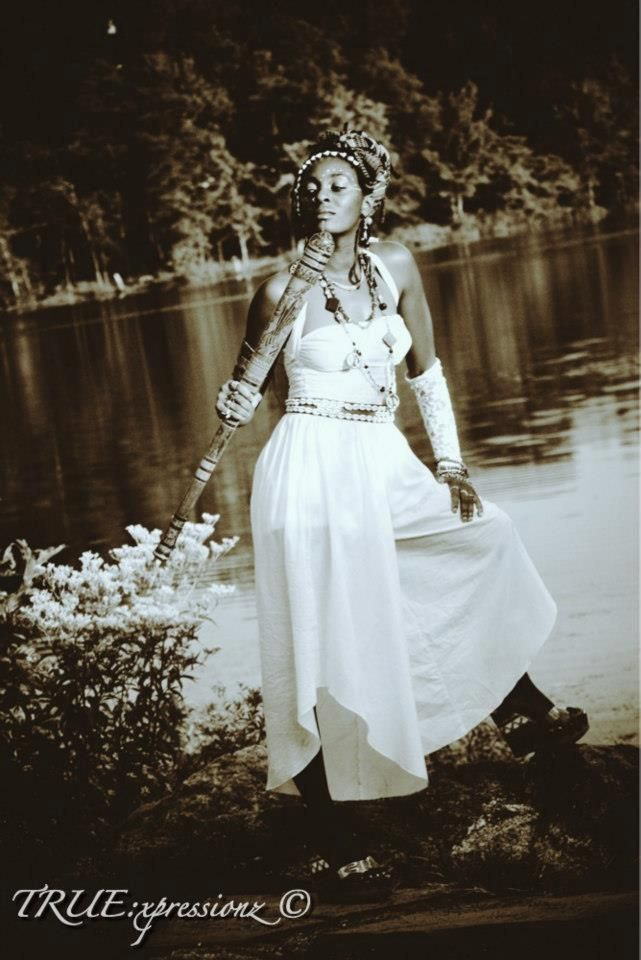 another beautiful siStar of mine, Nusaiba L.E.G.A.C.Y. Hotep