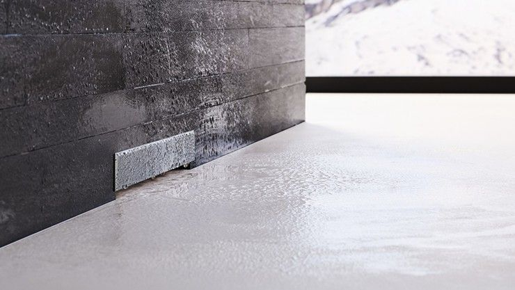 Geberit Wandablauf Fur Eine Bodenebene Dusche Dusche