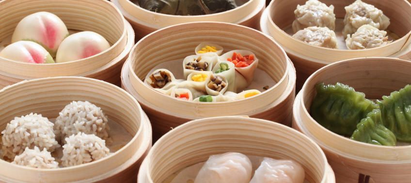 5 Tasty Places For Dim Sum In The Bay Area Dim Sum Chinese Cuisine Food